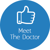 Meet the doctor button